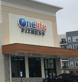 One Life Fitness Outdoor 250x263