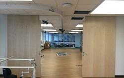 Sliding Door Medical Office 250x157